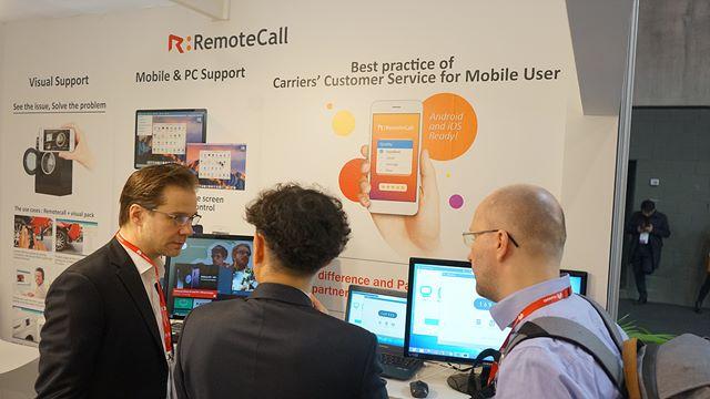 RemoteCallは、PC・モバイル・現場をリモートでサポート