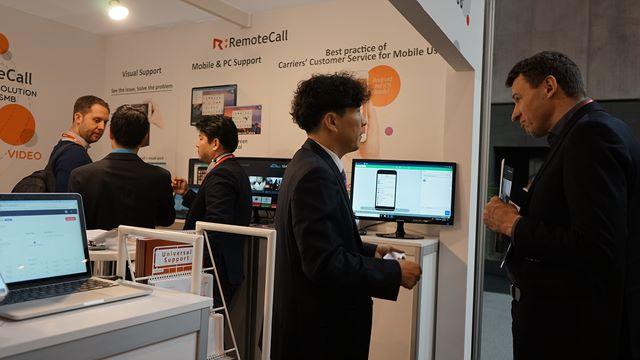 リモートサポート市場、アジア1位、世界5位のシェアを誇るRemoteCall