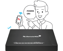 remoteWOL Introduce