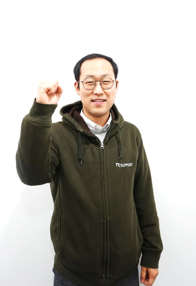 2019 자랑스러운 세일즈맨상 수상자 - 알서포트